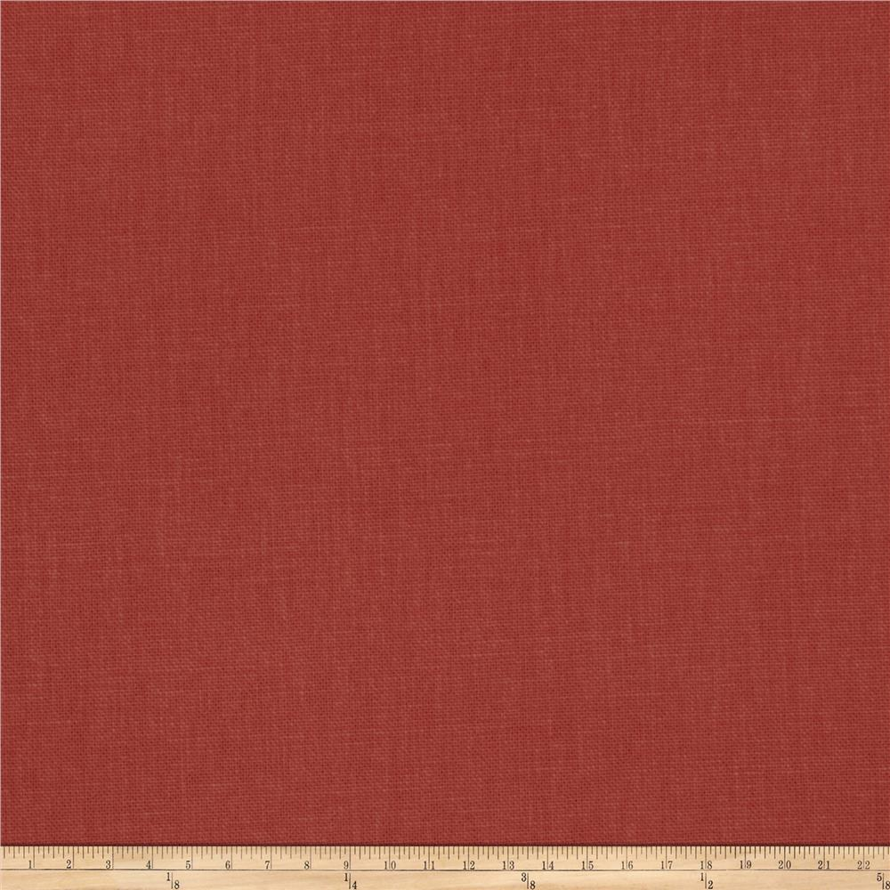 Fabricut Principal Brushed Cotton Canvas Woodrose