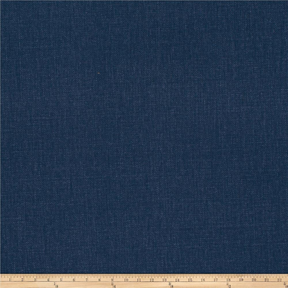 Fabricut principal brushed cotton canvas denim discount for Fabric purchase