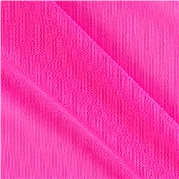 Spandex Stretch Illusion Shaper Mesh Neon Pink