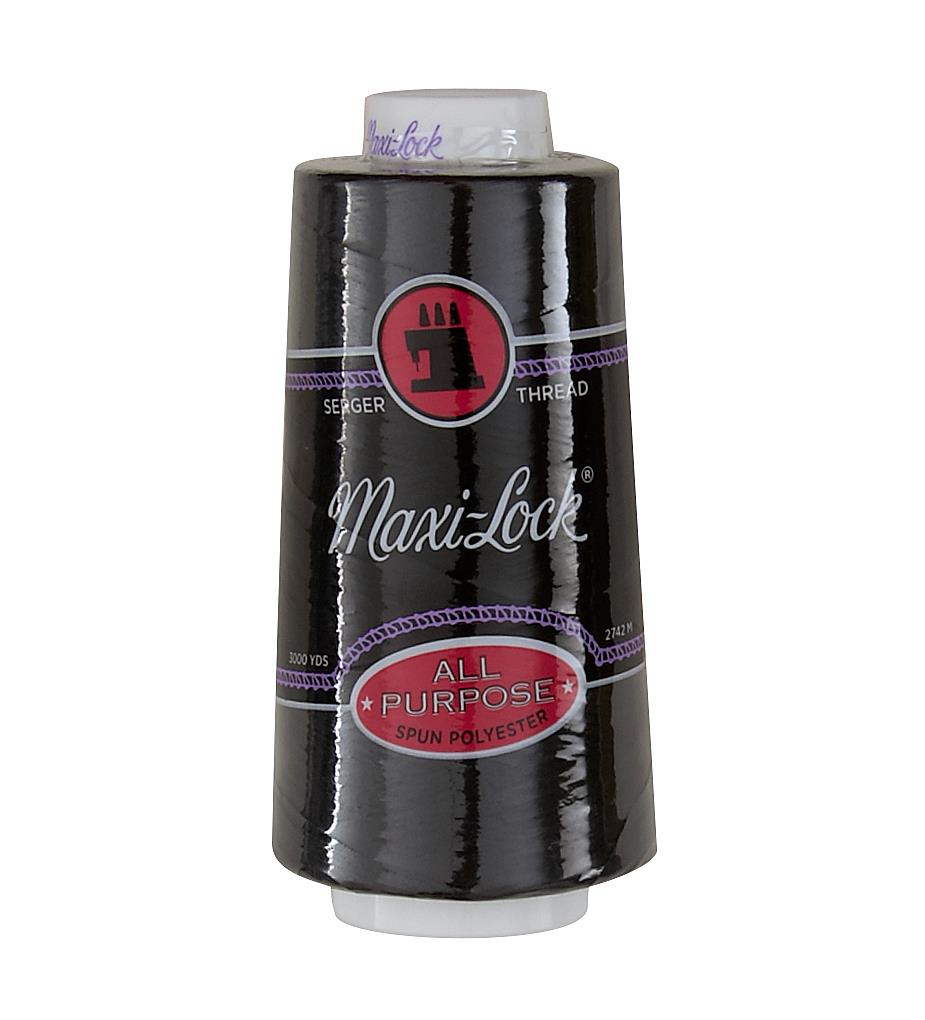 Maxi-Lock Cone Thread Black