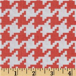 Michael Miller Everyday Houndstooth Shell Fabric
