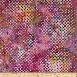 Bali Batiks Checker Crystal