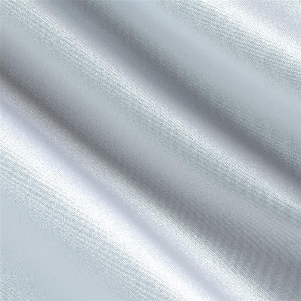 Duchess Satin Solid White