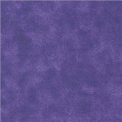 108'' Quilt Backing Tone on Tone Purple Fabric