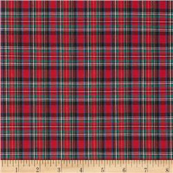 Tartan Plaid Christmas Red/Green