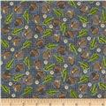 Timberland Critters Falling Acorns Blue