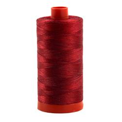 Aurifil Quilting Thread 50wt Red