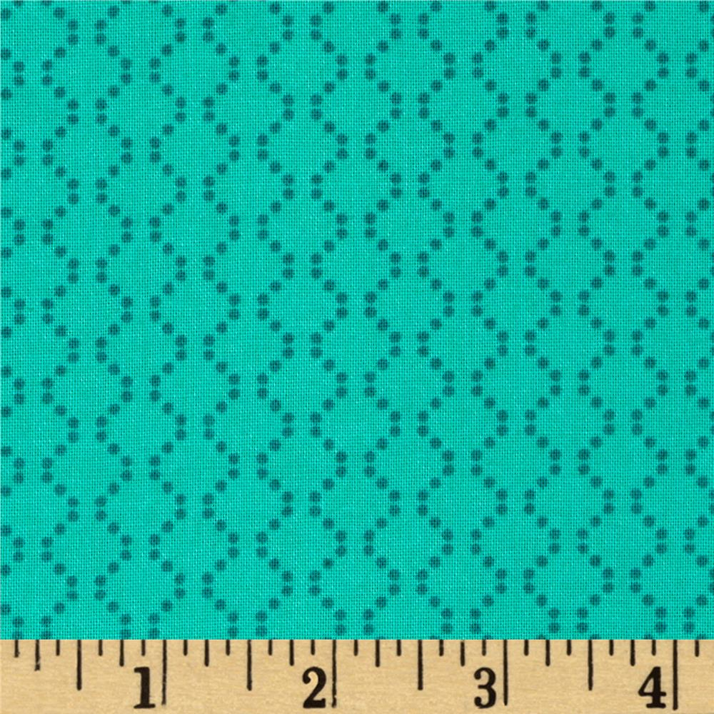 Rumble Dotted Chain Green