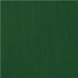Cotton Blend Broadcloth Hunter Green Fabric