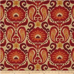 Golding Grand Ikat Persimmon