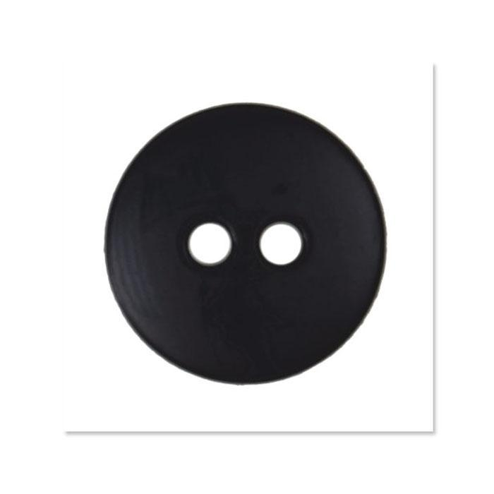 Colors by Favorite Findings 5/8'' Buttons 20/Pack Charcoal