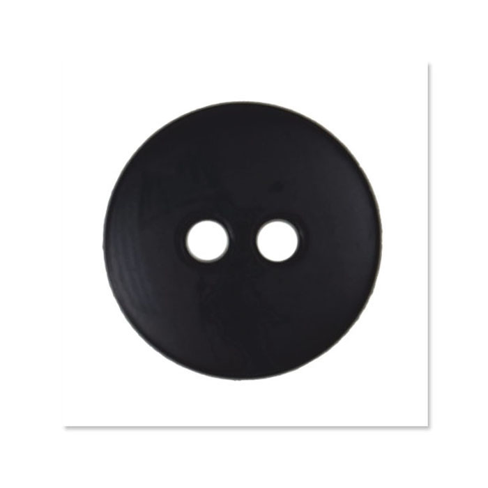 Image of Colors by Favorite Findings 5/8'' Buttons 20/Pack Charcoal