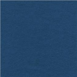 The Season Wool Collection Wool Melton Cornflower Blue