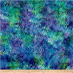 Kaufman Artisan Batiks Tiger Fish by Ocean