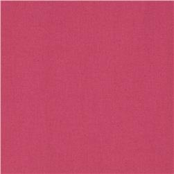 Cotton Twill Fandango Pink