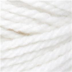 Red Heart Super Saver Chunky Yarn 311 White