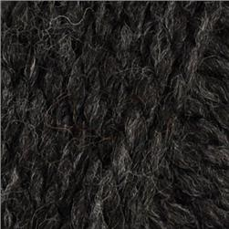 Lion Brand Wool-Ease Thick & Quick Yarn (149) Charcoal