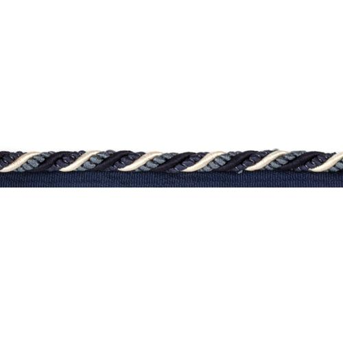 Mansion 1/4'' Lip Cord Navy