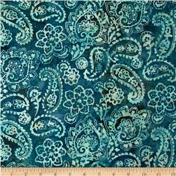 Bali Batik Handpaints Paisley Pool