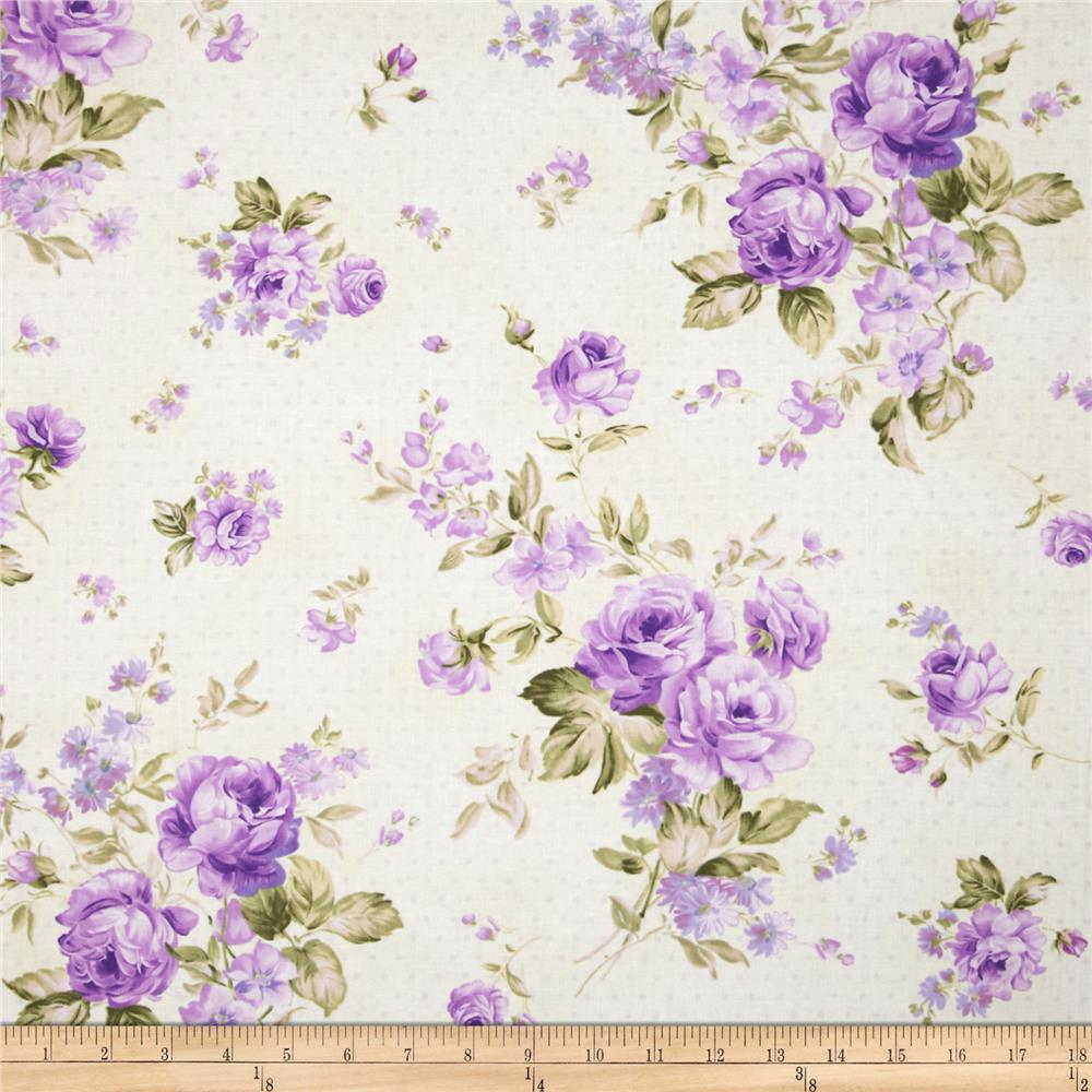 Zoey christine morning dew wisteria discount designer for The fabric of