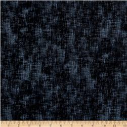 Timeless Treasures Flannel Studio Texture Charcoal