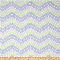 Moda True Luck Chevron Grey