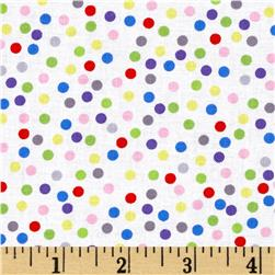 Lazy Little Ladybugs Dots Multi