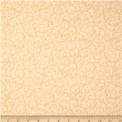 "Good Measure 2 114"" Wide Back Swirl Natural"