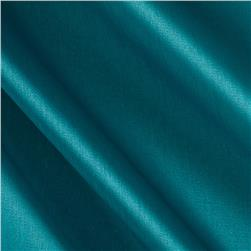 Stretch Satin Organza Ocean Green