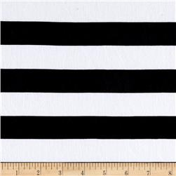 Ponte de Roma Medium Stripe Black/White