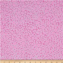 Packed Dots Metallic Pink