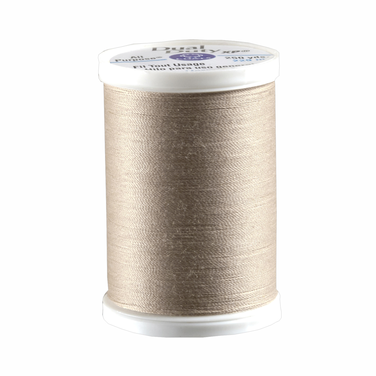 Coats & Clark Dual Duty XP 250yd Buff