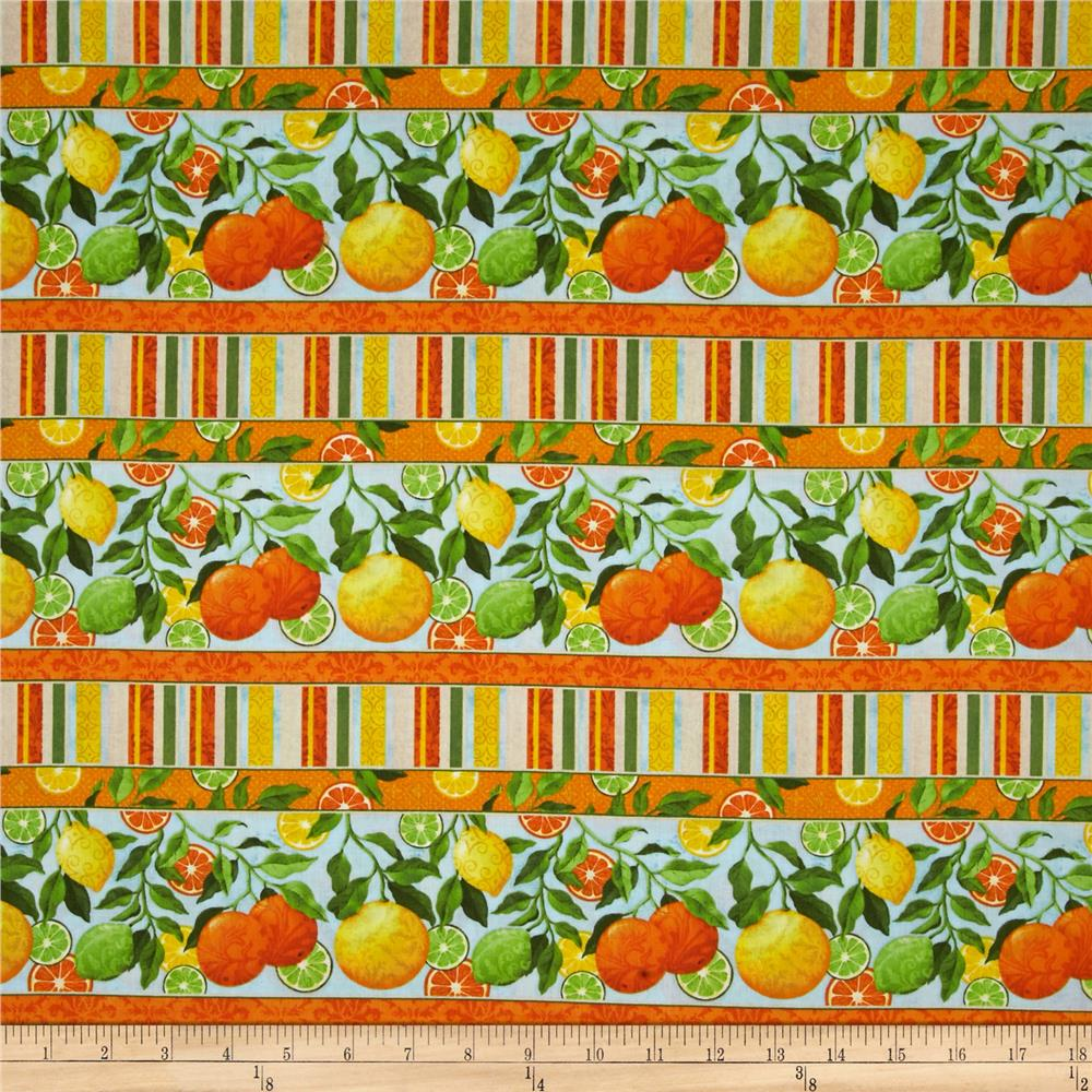 Citrus Grove Citrus Shelf