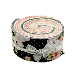 "Moda Olive's Flower Market 2.5"" Jelly Roll"