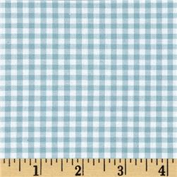 "Kaufman 1/8"" Carolina Gingham Fog"