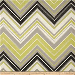 Claridge Surf Chevron Jacquard Silver