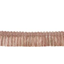 "Jaclyn Smith 1.5"" 02925 Brush Fringe Blush"