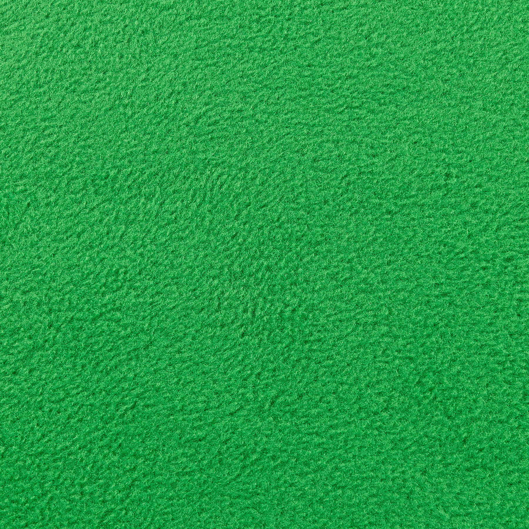 Winterfleece Velour Jolly Green Fabric