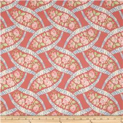 Bon Bon Bebe Floral Lattice Rose