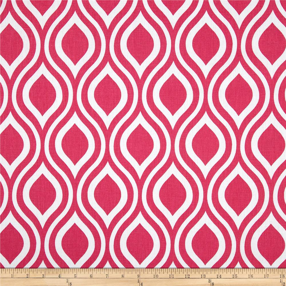 Premier prints nicole candy pink discount designer for Fabric pattern