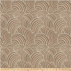 Fabricut Marlin Faux Silk Warm Grey