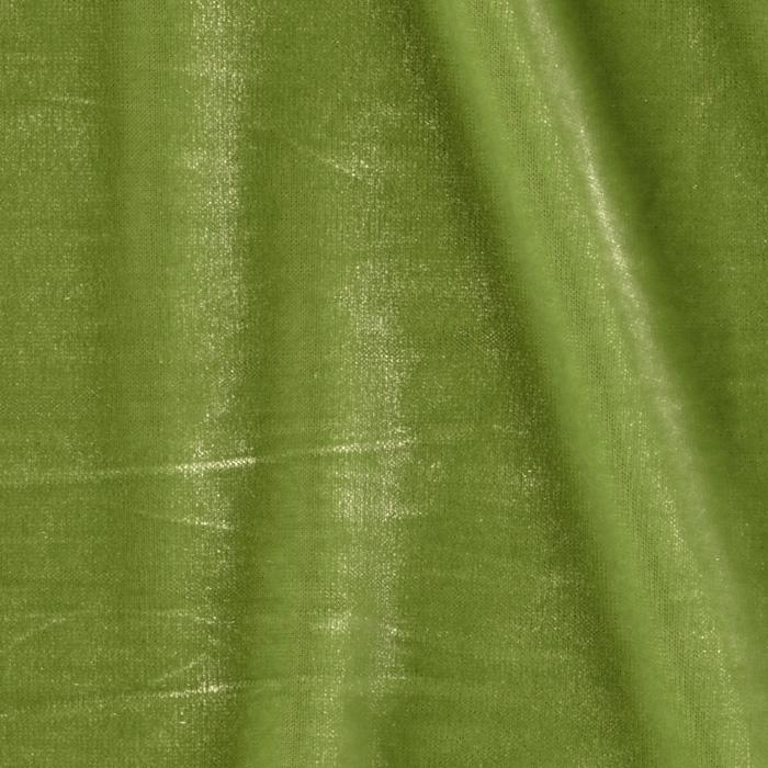 Stretch Velvet Medium Olive