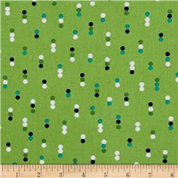 Dixie Tripple Dot Green
