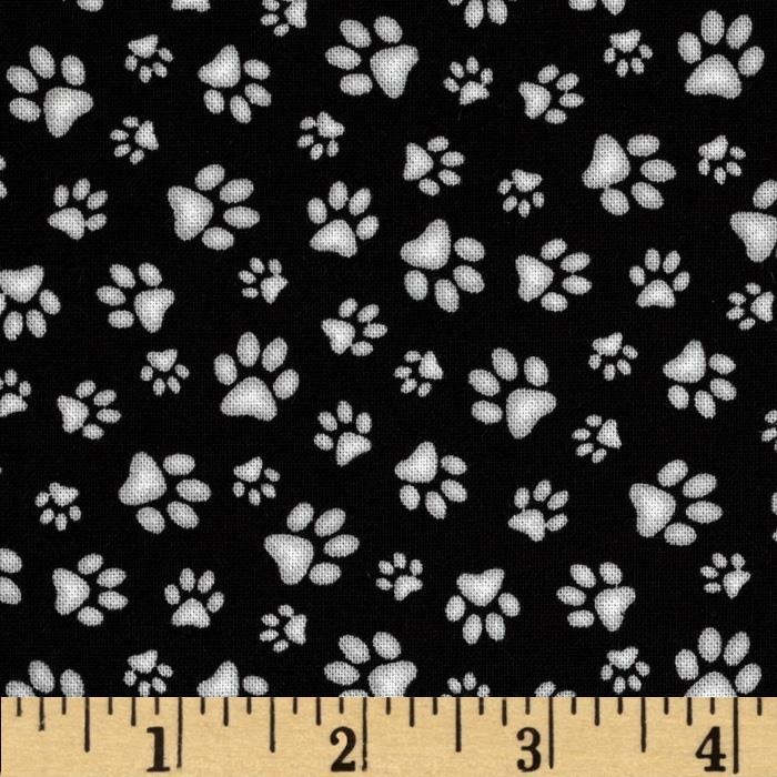Dog Breed Dog Paws Black