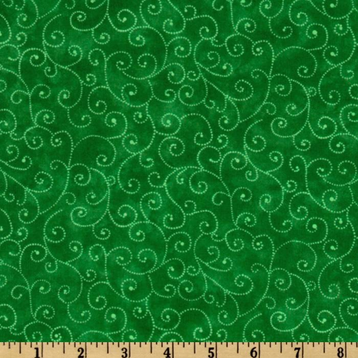 Moda Marble Swirls (9908-11) Grass Green