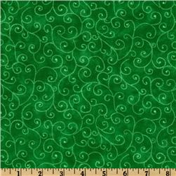 Moda Marble Swirls (9908-11) Grass Green Fabric
