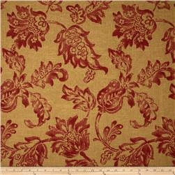 Jaclyn Smith Charlotte Blend Scarlet Fabric