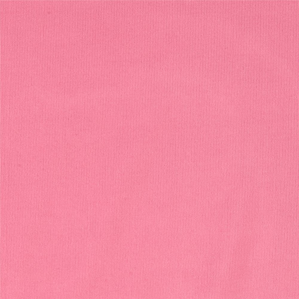 Venecia ITY Jersey Knit Solid Candy Pink
