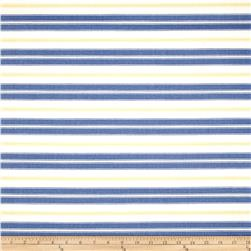 Magnolia Home Fashions Hampton Stripe Tranquil