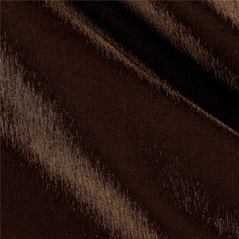 Home Dec Taffeta Brown